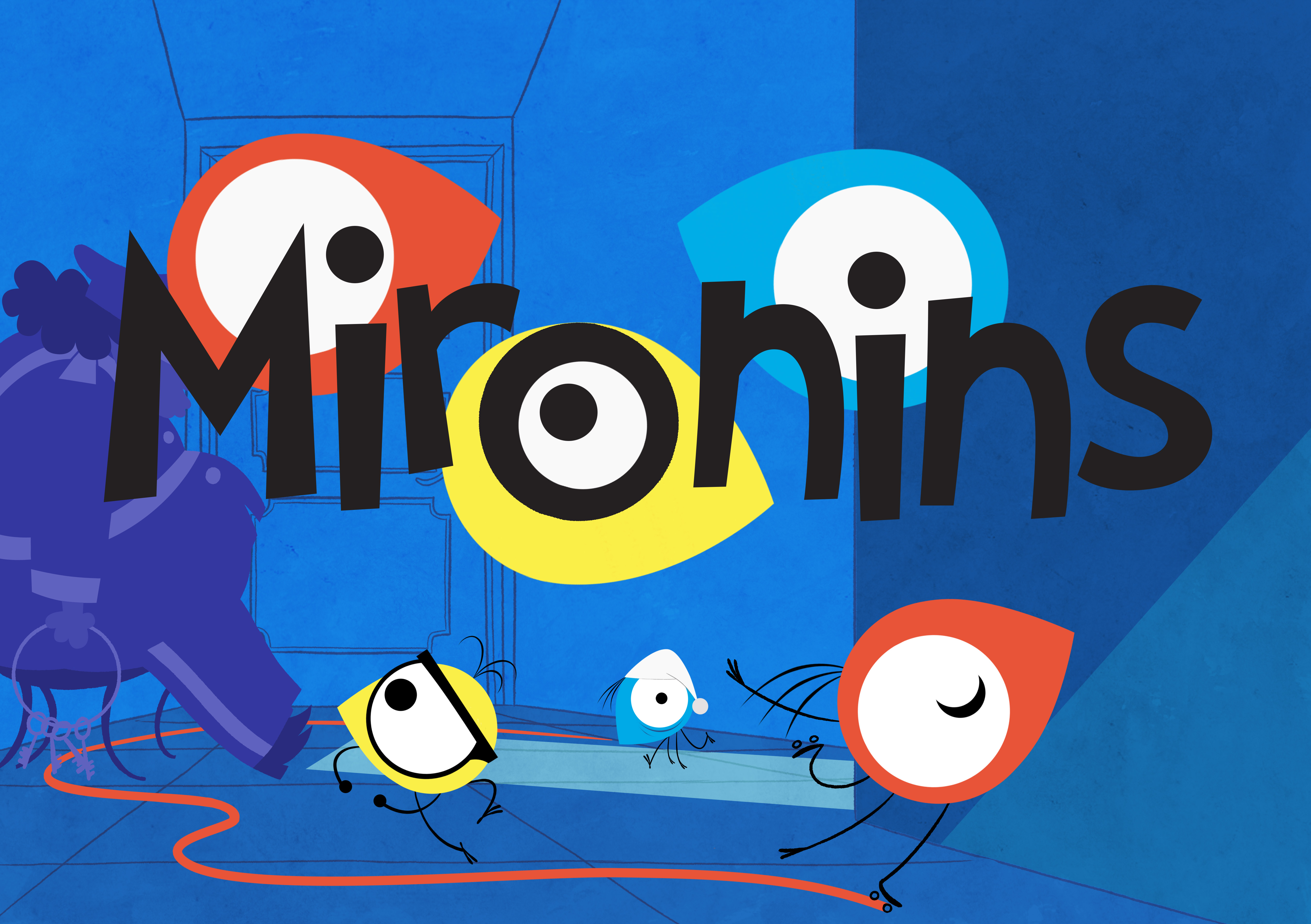 A book for playing and learning with Joan Mir/ó Mironins